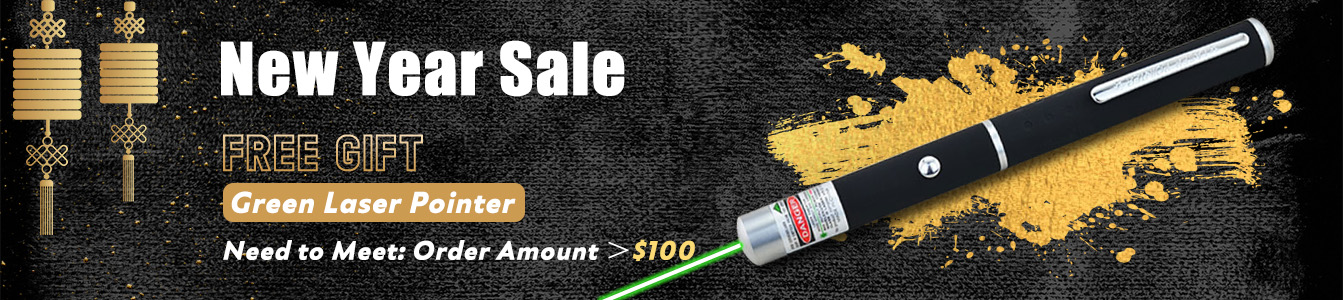 Laser Pointer New Year Deals
