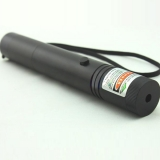 532nm 50mW Green Laser Pointer Flashlight Focus Torch with Key