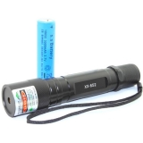6000m High-Power Green Laser Pointer Fixed Focus Refers to Star Pen 100mW