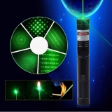 High Powered Laser Pointer 10000mw Green finger Star 5 in 1