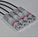 Red Laser Modules 200mw Focus Adjustable Range of wavelengths powers