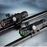 Laser Sight for Rifle Pistol Shotgun Green Dot Compact & Sub-Compact Pistols & Handguns W/Rails