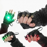 Green Laser Gloves Beam 4 fingers 532nm Stage DJ Laser Show Gloves Show Visible Beam