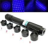 Htpow Powerful Ultra-high Laser Pointer Blue 10000mw burning 450nm