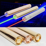 5000mw Laser Pointer 100% Copper Material Pen Body
