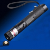 300mW Red Laser Pointer 2 in 1 Adjustable Laser Flashlight With Safety Lock