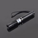 2000mw 450nm Blue Laser Pointer Waterproof Adjustable Laser Flashlight Military Application Hot Sale