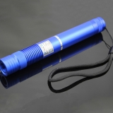 5000mw 450nm High Power Adjustable Laser Flashlight | Light Cigarettes Matches Class IV