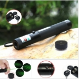 High Power 3000mw Burning Green Laser Pointer is Very Bright
