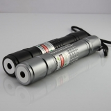 200mW 532nm Adjustable Focus Green Burning Laser Flashlight High Power