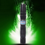 5000mW Blue Laser Flashlight 445nm Super High Power Burning Function Starry Laser Pointer