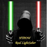 Laser Sword with Gatling Laser Pointer Green Blue Red Violet Beam Real Lightsaber