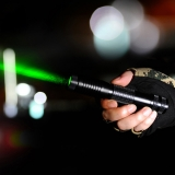 500mw 600mw 1000mw 532nm One Mode Waterproof Crude Linear Spot Style Green Light Aluminum Alloy Laser Pointer