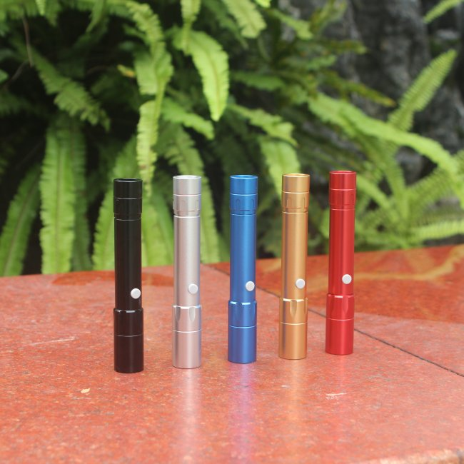 Five Colors Laser Pointer