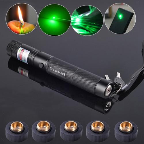 Cheap 303 Laser 500mW Green Lazers Pointe