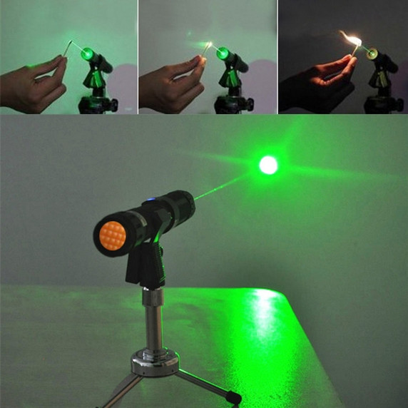 3000mw Laser Pointer Mini Flashlight Shaped