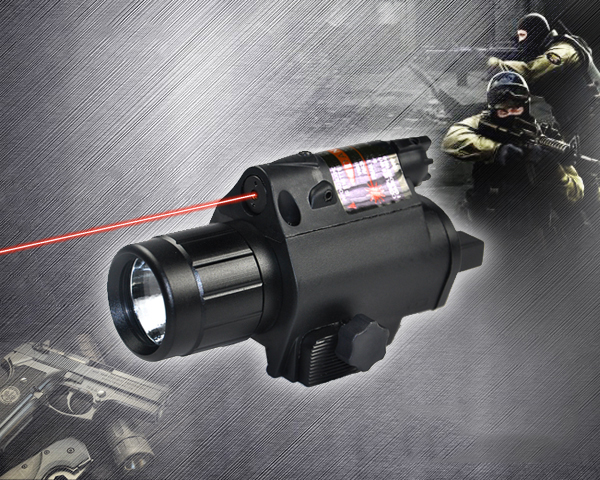 Tactical Red Laser