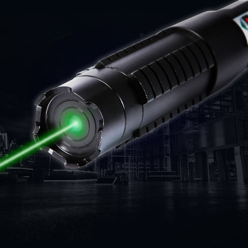 Green Laser Flashlight 10000mW
