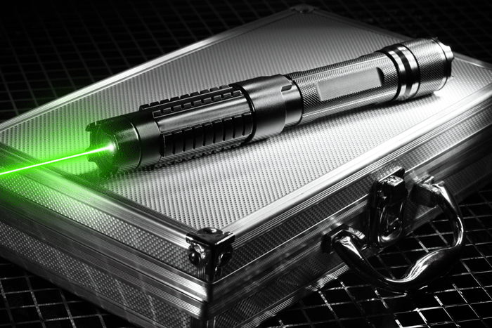 10000mW Green Laser Pointer