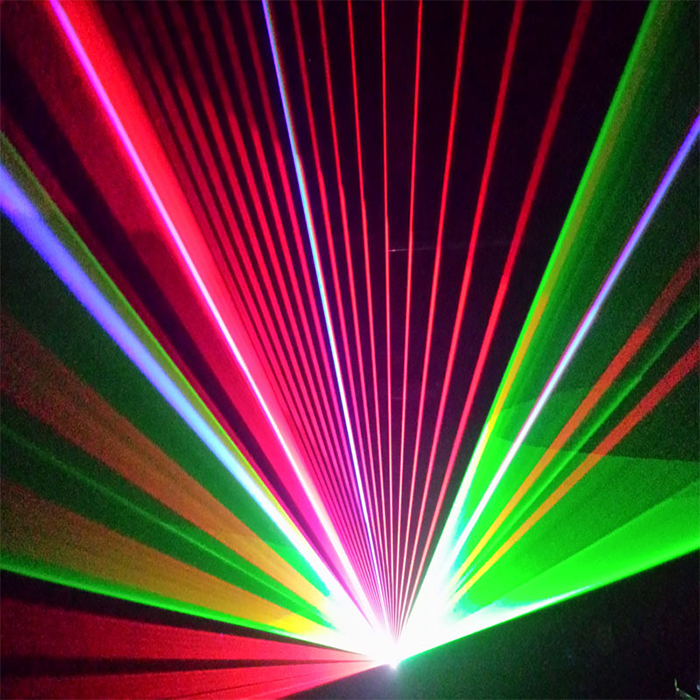 RGB laser pointer