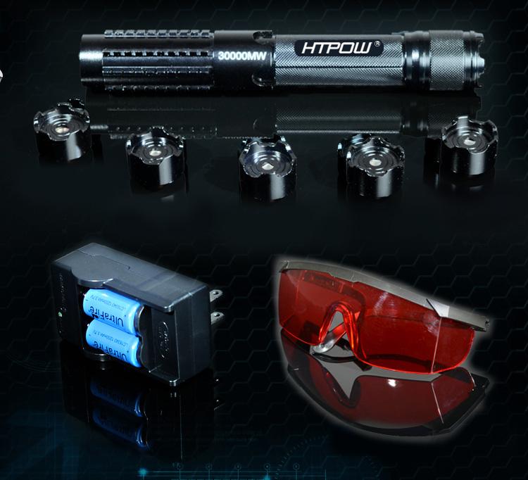 HTPOW 5000mw green laser pointer