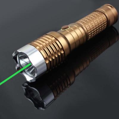 2IN1 High Power 10mW 532nm Green Laser Pointer Lazer Projector Pen DJ Stage