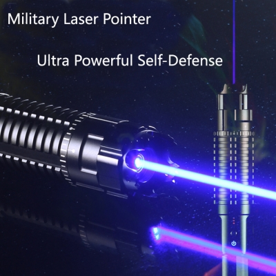 Attack Laser Flashlight