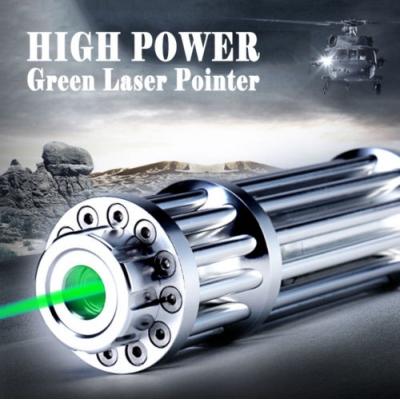 Gatling Green Laser Pen