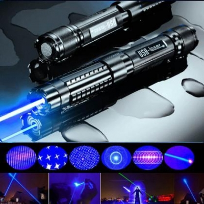 Blue Burning Laser Pointer