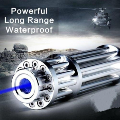 30000mW High Power Laser Gatling Shaped