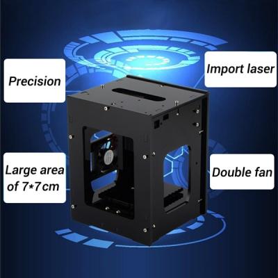 DIY Laser Engraver
