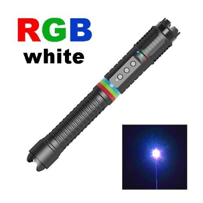 RGB Colorful Laser Pointer 7 Colors LM-680