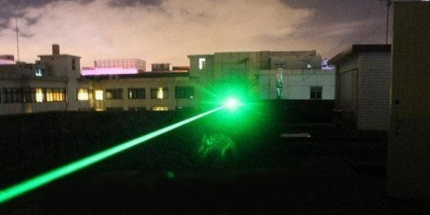 2in1 laser pointer 100mw