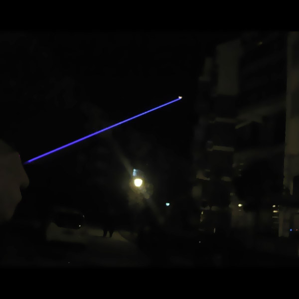 High Power Blue-violet Laser Pointer