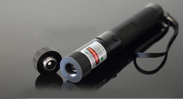 650nm 3000mW red light laser pointer