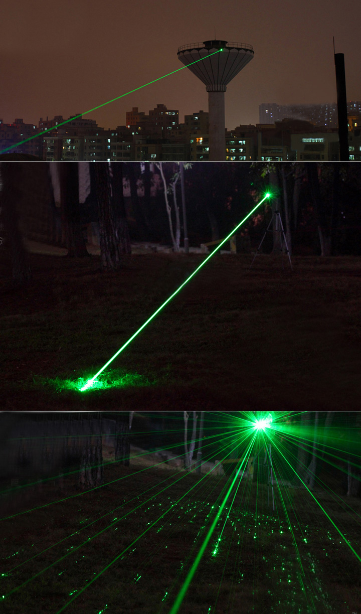 3000mw green laser pointer
