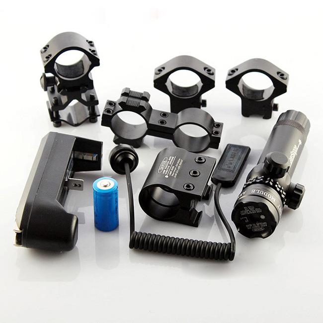 Laser Scope for Handguns
