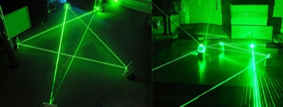 2000mw Laser Flashlight Green