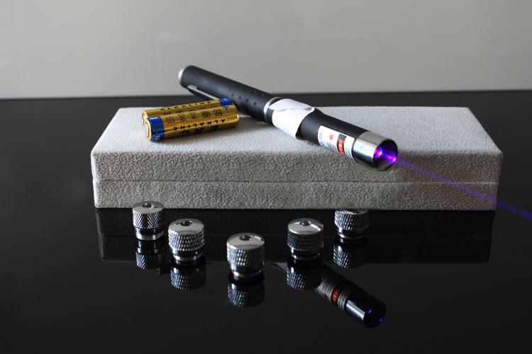 50mw starry blue-violet laser
