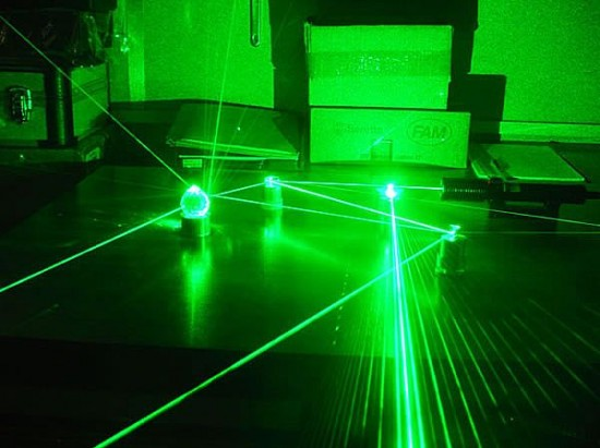 300mw laser pointer pattern