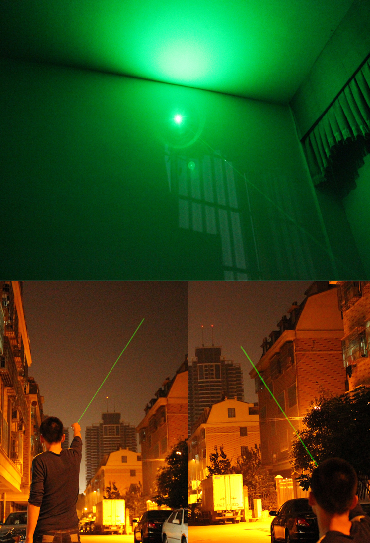 Green Laser 3000mw Detail