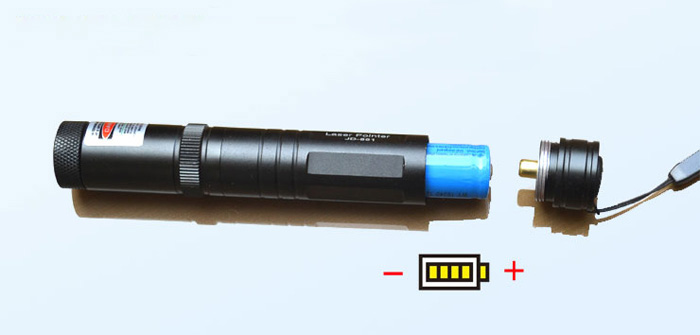 Laser Flashlight Most Powerful Green Laser