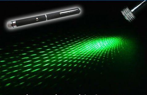 12 in 1 532nm Laser Pointer Pen
