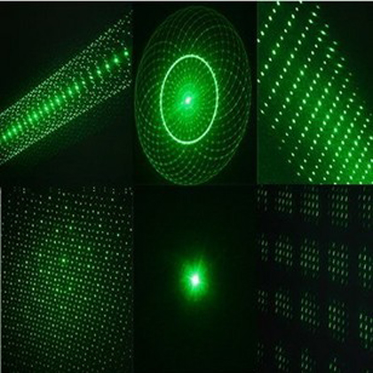 HTPOW Green Laser Pointer Pen 30mw