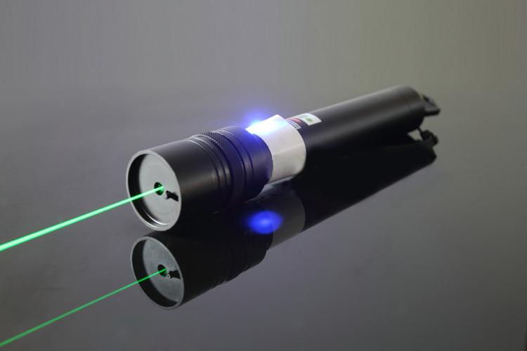 200mw Green Laser Pointer 532nm Focus Lazer Pen