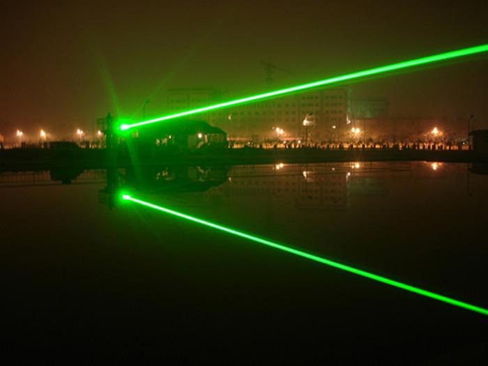 Green Laser Light Pointer 300mw 532nm Astronomy Beam Pen