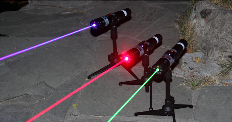 Laser Pointer Color