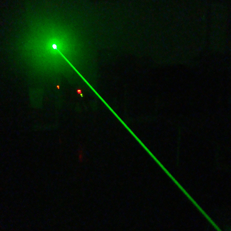 532nm Green Laser Dot Alignment
