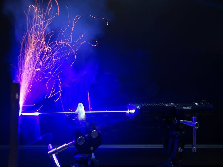 450nm Blue Laser Pointer