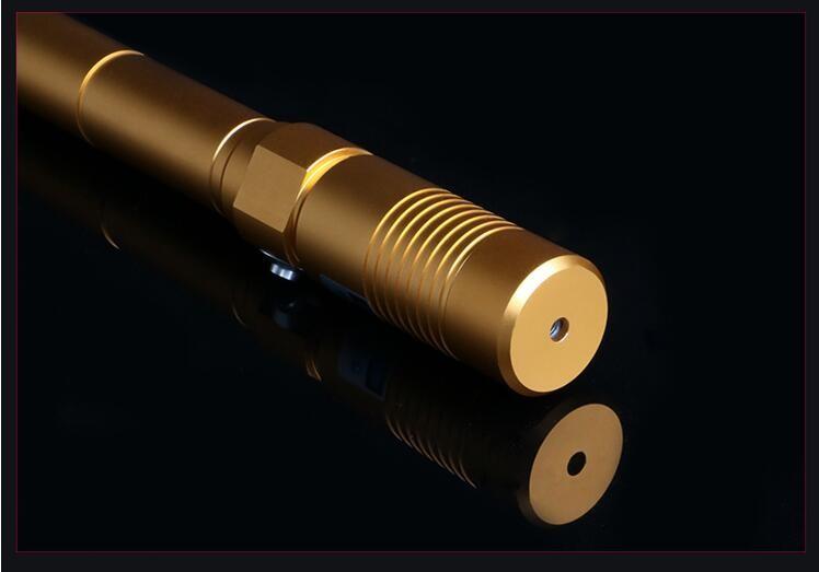 Powerful 30W 450nm Blue Laser Flashlight